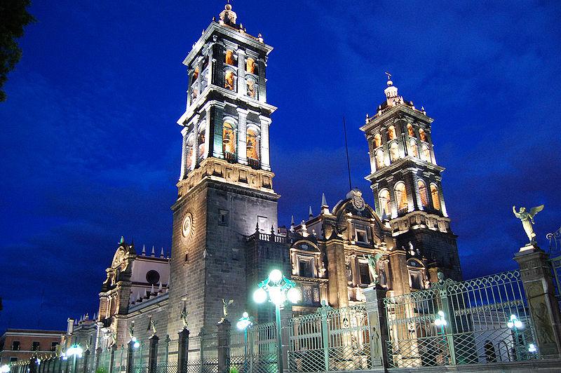 Centro Hist Rico De Puebla Patrimonio Mundial De Mexico