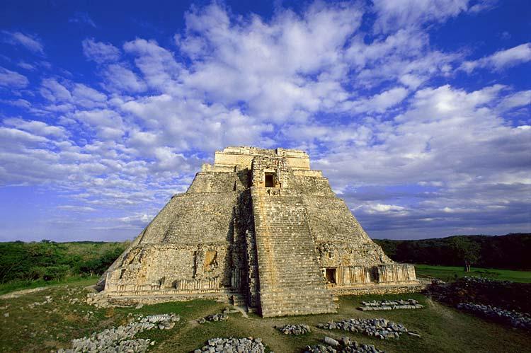 Ciudad prehisp nica de uxmal patrimonio mundial de for Arquitectura en maya
